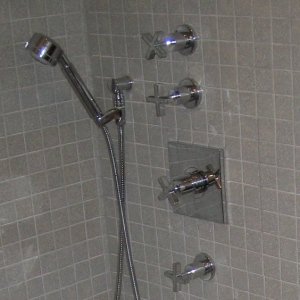 shower hardware