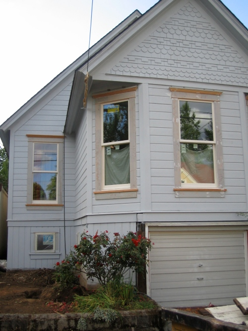 here are the new Marvin windows installed