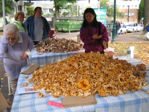farmers market at PSU