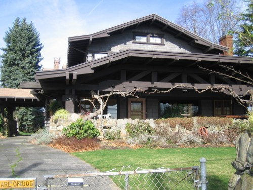 stately bungalow
