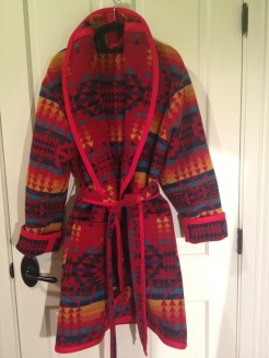 my original design from pendelton wool