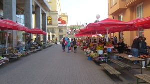Zagreb Farmer's Market